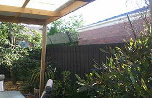 Cat run made by Elite Cat Enclosures Melbourne